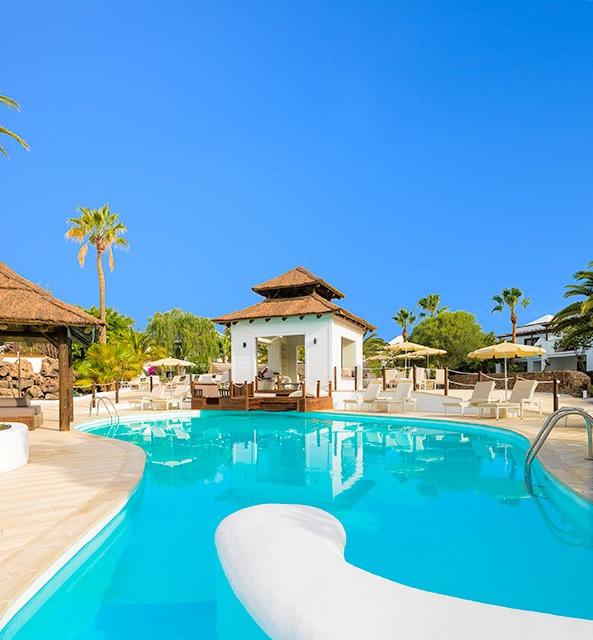 Sentido white suites lanzarote for Design hotel lanzarote